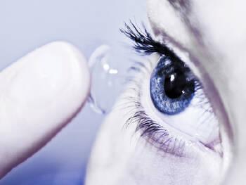 Подбор контактных линз в тернопольском Центре коррекции зрения