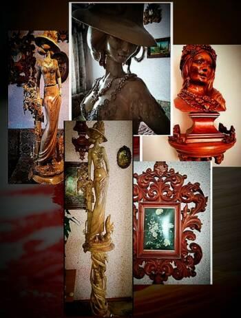 Виготовляємо високоякісні дерев'яні скульптури
