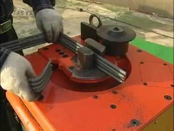 Ремонт верстатів для гнуття арматури в Україні