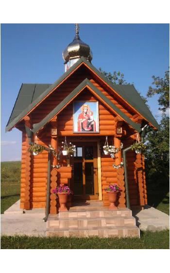 Строительство деревянных церквей по Украине