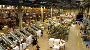 Разнорабочие в Польшу, пищевые склады