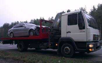 Послуги з евакуації автотранспорту в Україні (до 10 тонн)