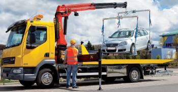 Евакуатор Умань: послуги евакуатора до 5 тонн