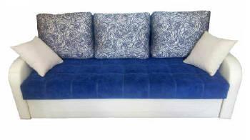 Производство мягких прямых диванов