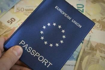 Отримання паспорта ЄС