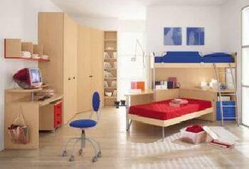 Виготовлення якісних меблів в дитячу на замовлення