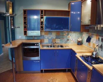 Кухни на заказ по индивидуальным размерам Одесса