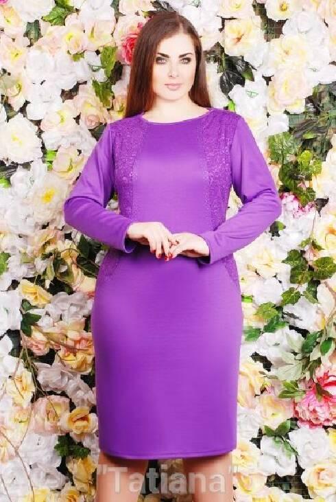 Платье женское «Мадлен» большого размера - Фотокаталог - Інтернет ... 930c29d0ae64f
