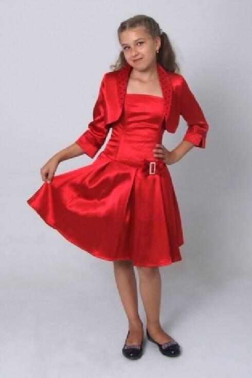 Святкові комплекти сарафан і болеро для дівчат   Празничные комплекты  сарафан и болеро для девочек 143e79930b43c