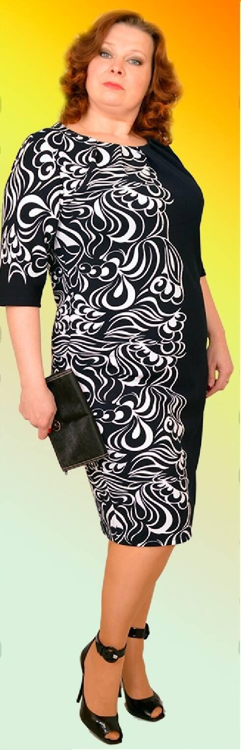 967290dbfb2f38 Купити жіноче плаття великого розміру Хмельницький - Фотогалерея ...
