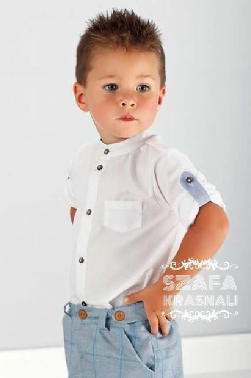 Стильний костюм для хлопчика - Фотогалерея - Костюми для хлопчиків ... 3a3f56650b0d9