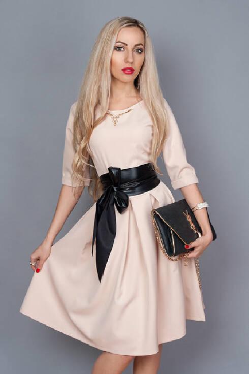 Платье женское миди длина (фото) - Фотогалерея стильной одежды ... 631e144f50d57