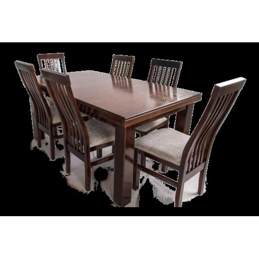 У продажі дерев'яні столи та стільці відмінної якості!