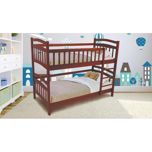 Дерев'янів двоярусні ліжка - запорука здорового сну.