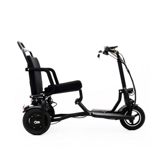 Електричний Скутер. Складаний. Для літніх людей та інвалідів. Електричний візок. Модель 48350.