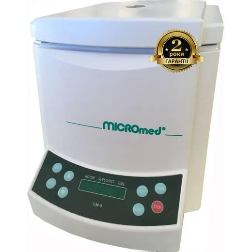 Центрифуга лабораторна СМ-5 MICROmed