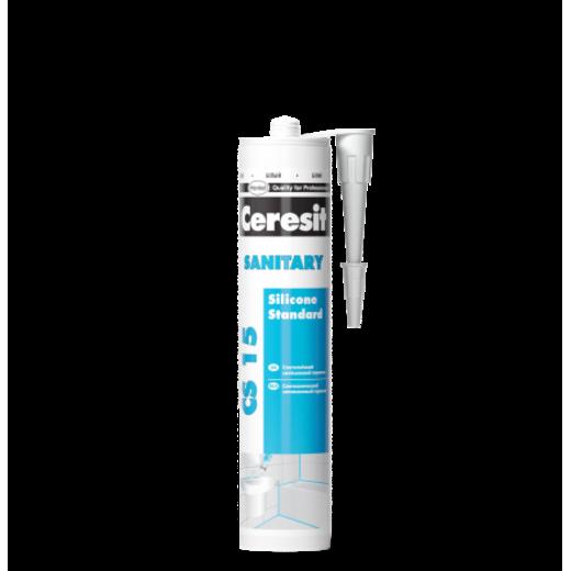 Ceresit CS15 (білий) Ceresit CS15 280мл герметик сил. (білий)
