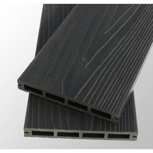 Терасна дошка TardeX LITE PREMIU 3D 155х20х2200  колір Антрацит