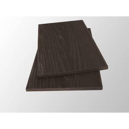 Дошка облицювальна TardeX  180х10х2200  3 текстурою дерева  колір Графіт