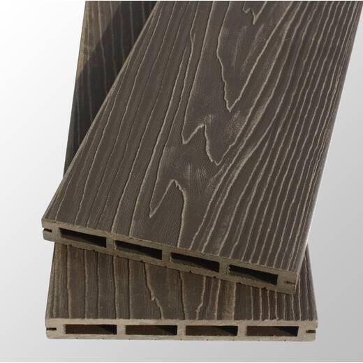 Терасна дошка TardeX LITE PREMIU 3D 155х20х2200  колір Венге