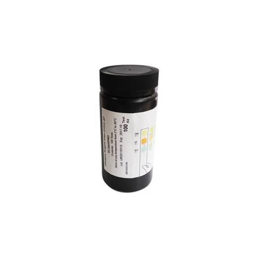 Тест-полоски для анализа мочи 14 параметров (уробилиногена глюкозы билирубина кетонов крови pH белка нитритов удельного веса лейкоцитов аскорбиновой кислоты), №100