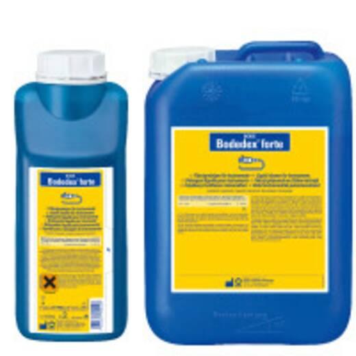 Бодедекс® Форте -средство  для предстерилизационной очистки медицинского инструментария и эндоскопов