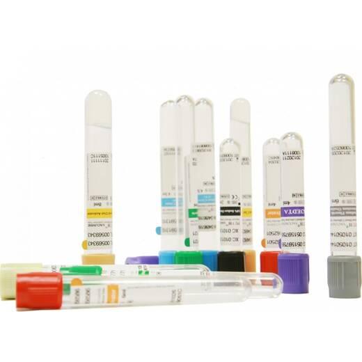 Пробирка Promed® 16x100 мм 10 мл, стерильная, 200 шт.