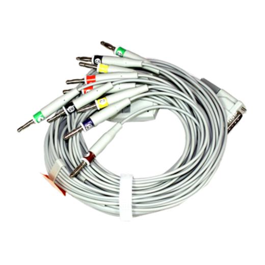 ЭКГ кабель нового типа