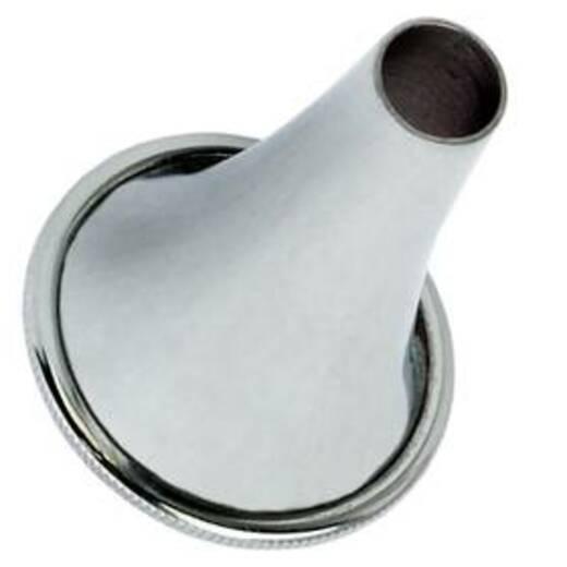 Лійка вушна по Hartmann, нікельована № 0 SURGIWELOMED, діаметр 4 мм