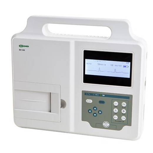 Электрокардиограф цифровой БИОМЕД iE 3, 3-канальний