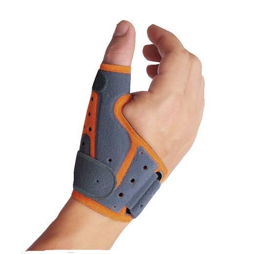 Жорсткий ортез першого пальця кисті з шинами Manutec-Fix Rizart