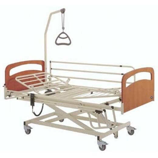 4-х секционное кровать Alegio NG с электроприводом, клиническая конфигурация Alegio NGINVACARE