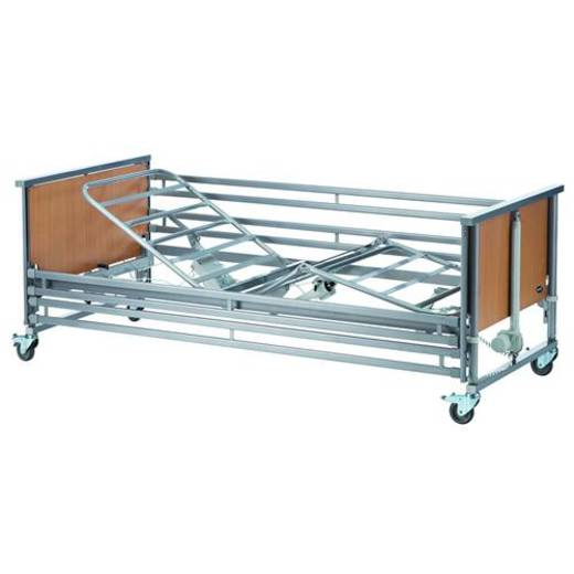 4-х секционное кровать Medley Ergo с электроприводом, металлические ламели Medley Ergo SINVACARE