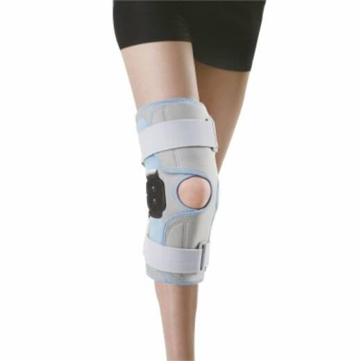 Бандаж шарнірний на колінний суглоб