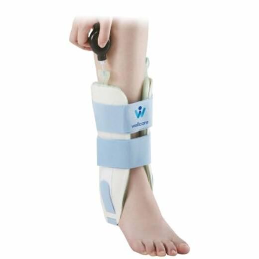 Бандаж для гомілковостопного суглоба з повітряною шиною