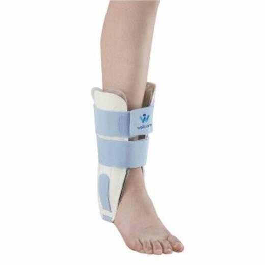 Бандаж для гомілковостопного суглоба з повітряно-гелевою шиною