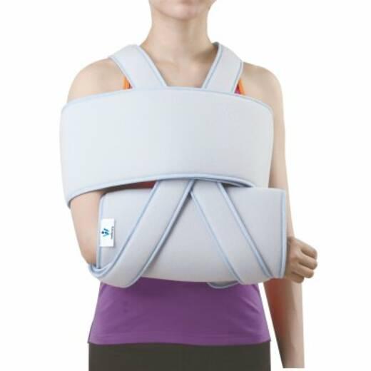 Бандаж фіксує при переломі руки і плеча Wellcare
