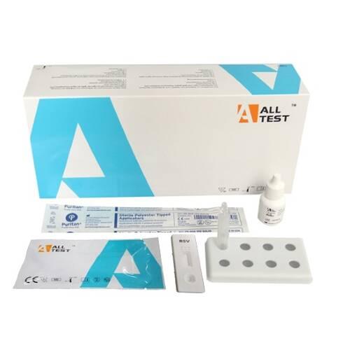 Быстрый тест на респираторно-синцитиальный вирус (РСВ)