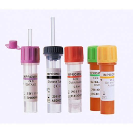 IMPROMINI Натрій-гепарин 0,2 мл, 0,5 мл