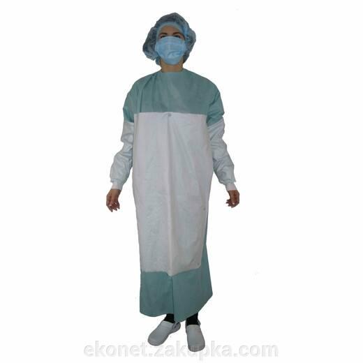 Халат хірургічний стерильний СММС