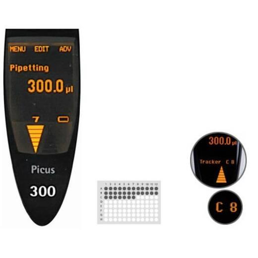 Электронный дозатор Picus (одноканальный 0,2-10 000 мкл)