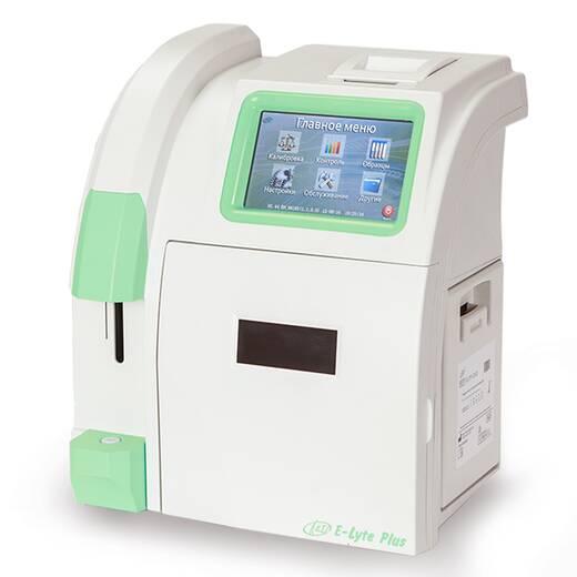Аналізатори електролітів  крові E-Lyte Plus