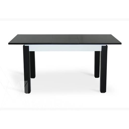 Обідній стіл Марко чорний (фйото)