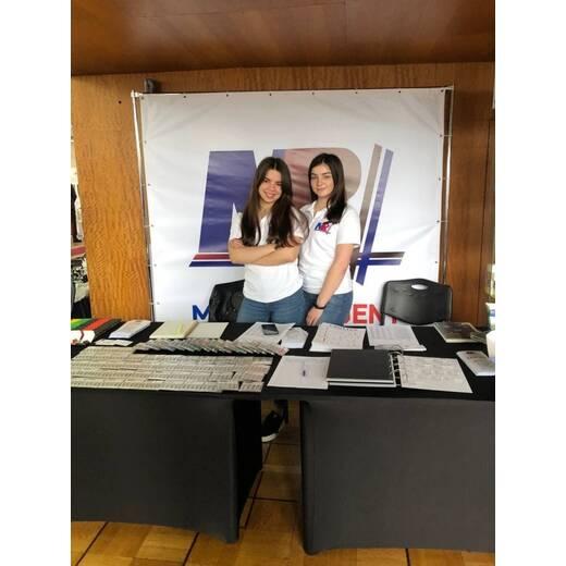 """Компанія """"Медринок"""" єдина з постачальників стоматологічних виробів, яка взяла участь у Першому Волинському стоматологічному форумі!"""