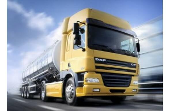 Здійснюємо вантажні перевезення автомобільним транспортом