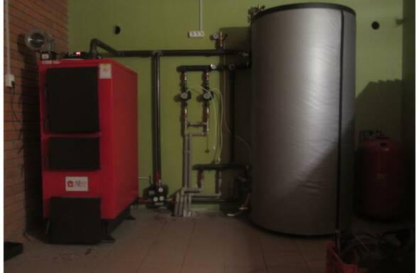 Услуги монтажа твердотопливных котлов, газовых котлов, электрических котлов
