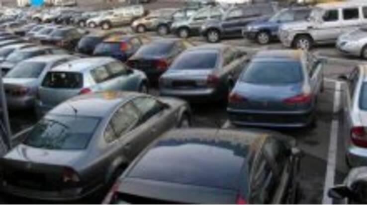 Украинцам снизят налог на продажу б/у машин