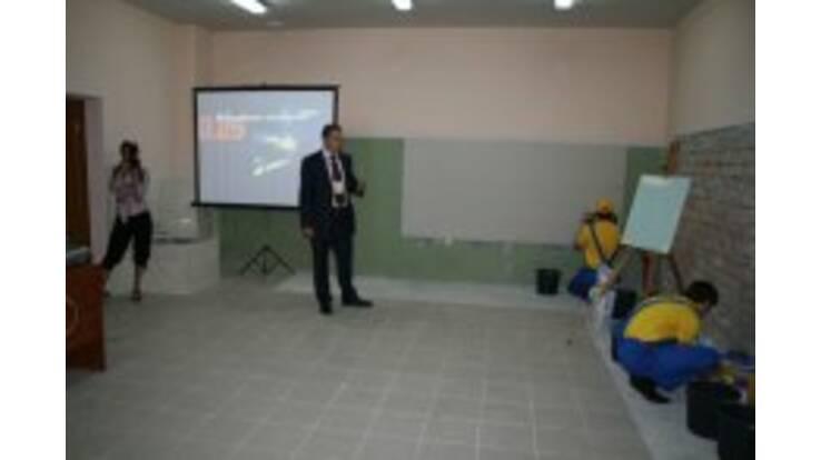 Відкриття навчального центру в м. Дніпропетровську.