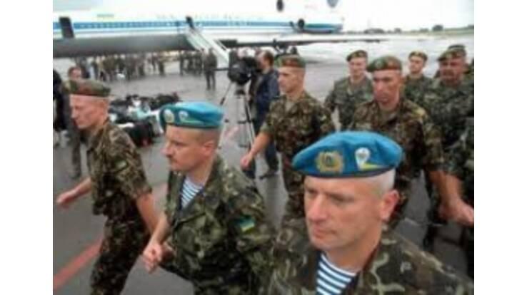 Львівські миротворці привезли в Україну малярію