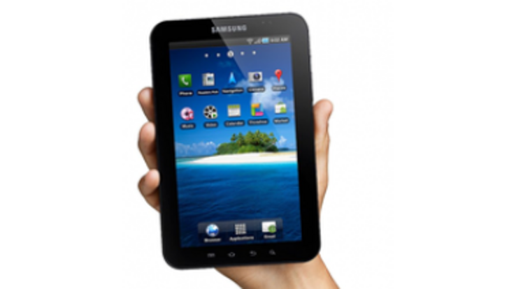 Новый планшет от Samsung уже завезли в Украину